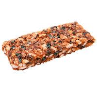 Barra de cereal con trozos de fresas - Bio