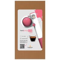 Máquina espresso manual de color rosa - Monodosis E.S.E. & Café Molido
