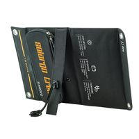 Panneau Solaire + Batterie exterrne Solargo Trek 10000 mAh - 2 ports USB