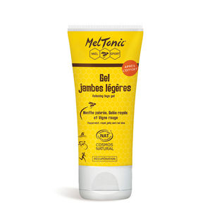 Gel piernas ligeras écológico Meltonic - 75 ml