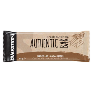 Authentic bar Overstim.s - Chocolate, cacahuetes
