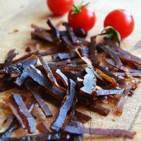 Snacks de ternera - Ternera seca con sal y pimienta - 25 g