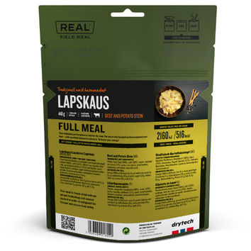 Estofado de res - 540 Kcal
