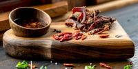 Biltong - Carne seca - Original - 35 g